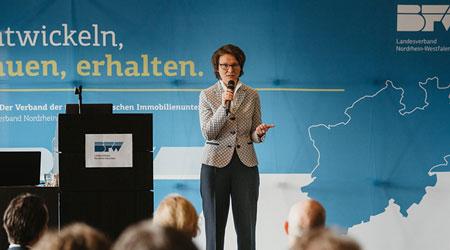 Veranstaltung Immobilientag 2021 (Bild: BFW NRW)
